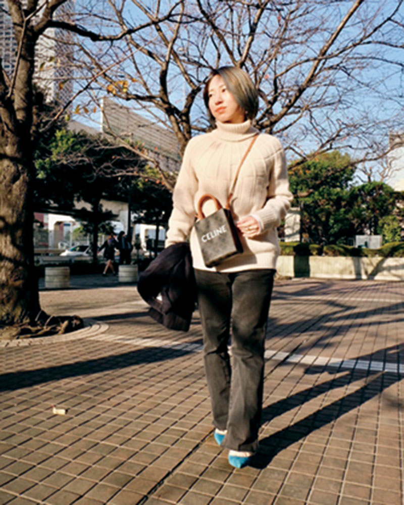 ライター/野田春香さん