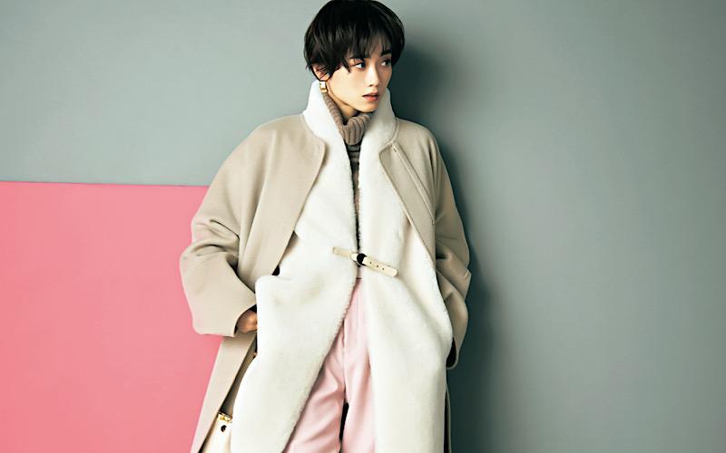 【今日の服装】無難に見えない「リバーコート」の着こなしは?【アラサー女子】