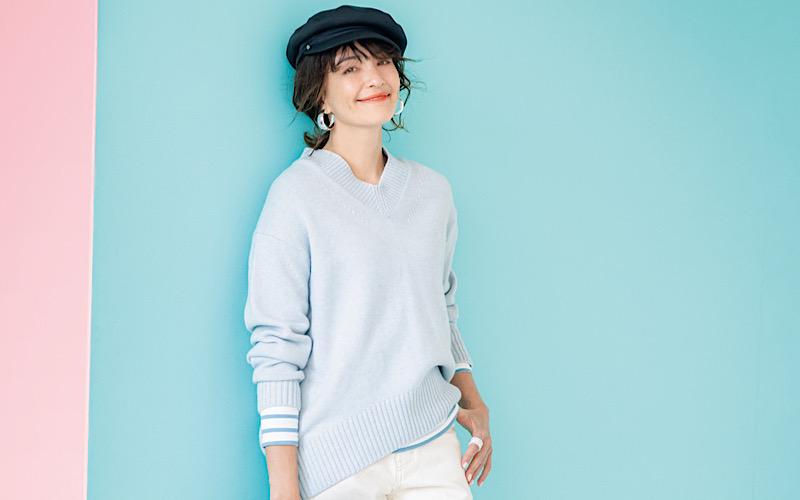 【今日の服装】おばさん見えしない「白パンツ」コーデって?【アラサー女子】