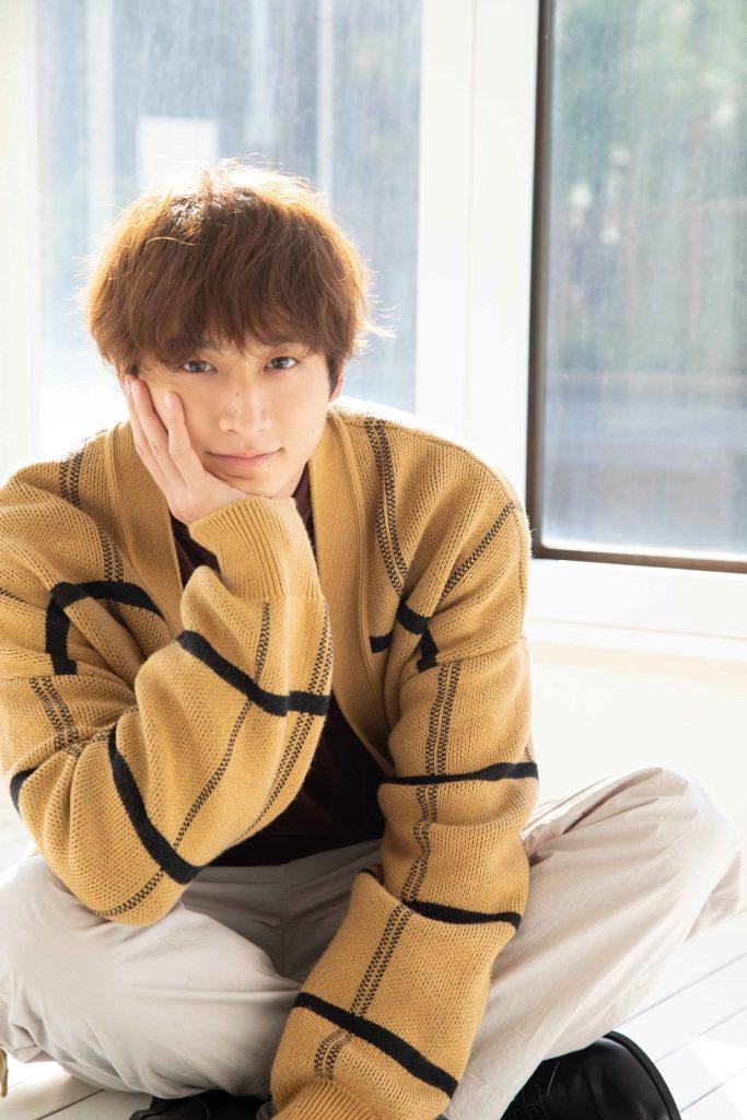 小関裕太さんインタビュー 前編|カッコいい男になるために、いま考えていること