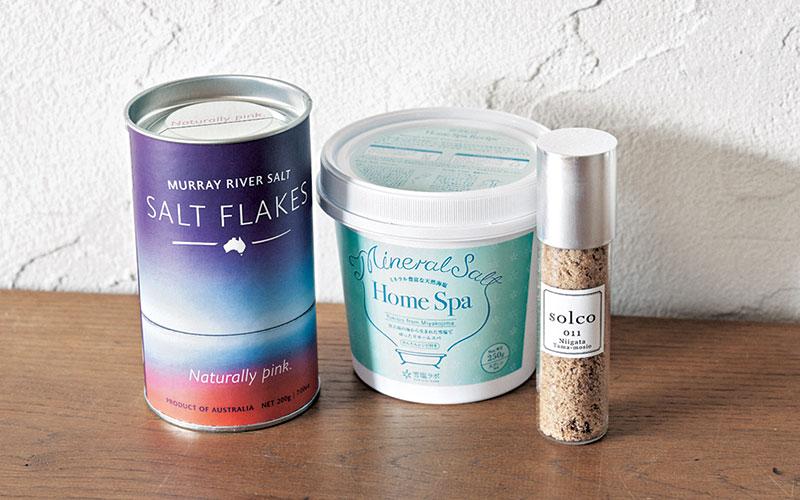 1400種類ある我が家の塩の中で ヘビロテ&映える塩はコレ!