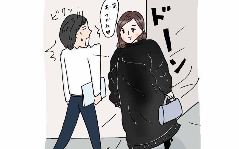 「黒を着てれば痩せて見える」はウソ!スタイルアップニットの新法則【着やせ都市伝説を斬る!】