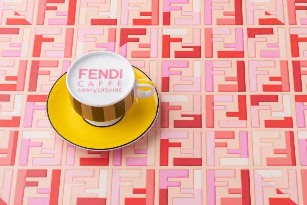 FENDI CAFFE by