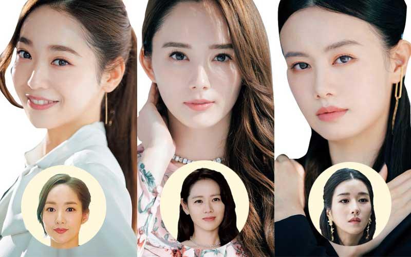 『愛の不時着』『サイコだけど大丈夫』大人女子が韓国ドラマのメーク完コピしてみた。