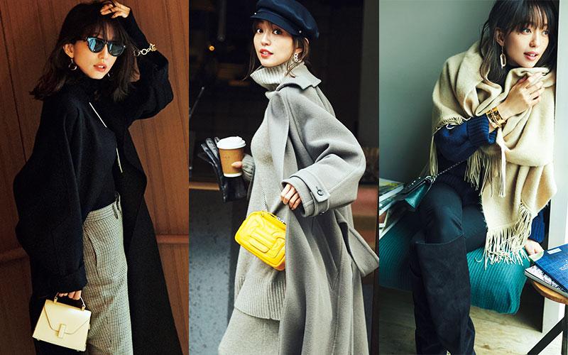 冬服に飽きた時に「買い足すと便利なアイテム」3つ