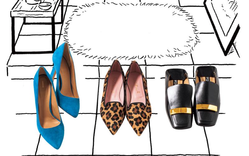 アラサー女子が「靴を3足しか持たない」ならどんな靴?【キレイめ派コーデも】