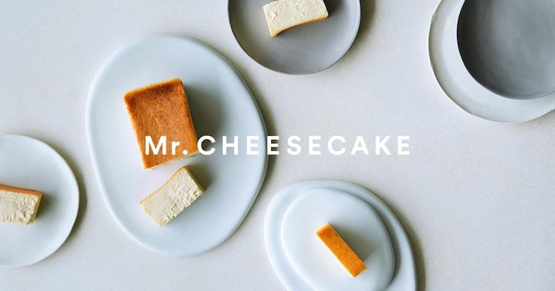 「Mr. CHEESECAKE