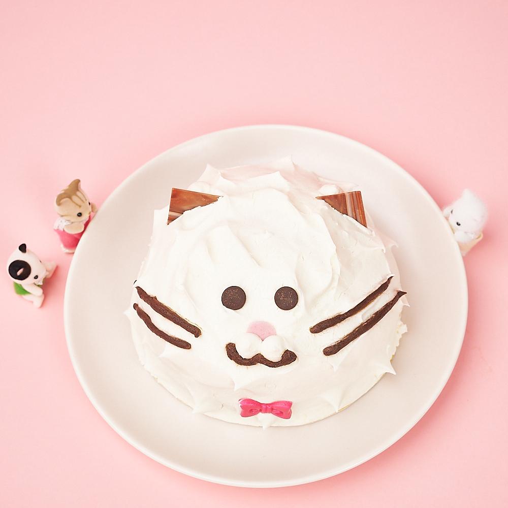 ●王道に可愛い、猫キャラクター