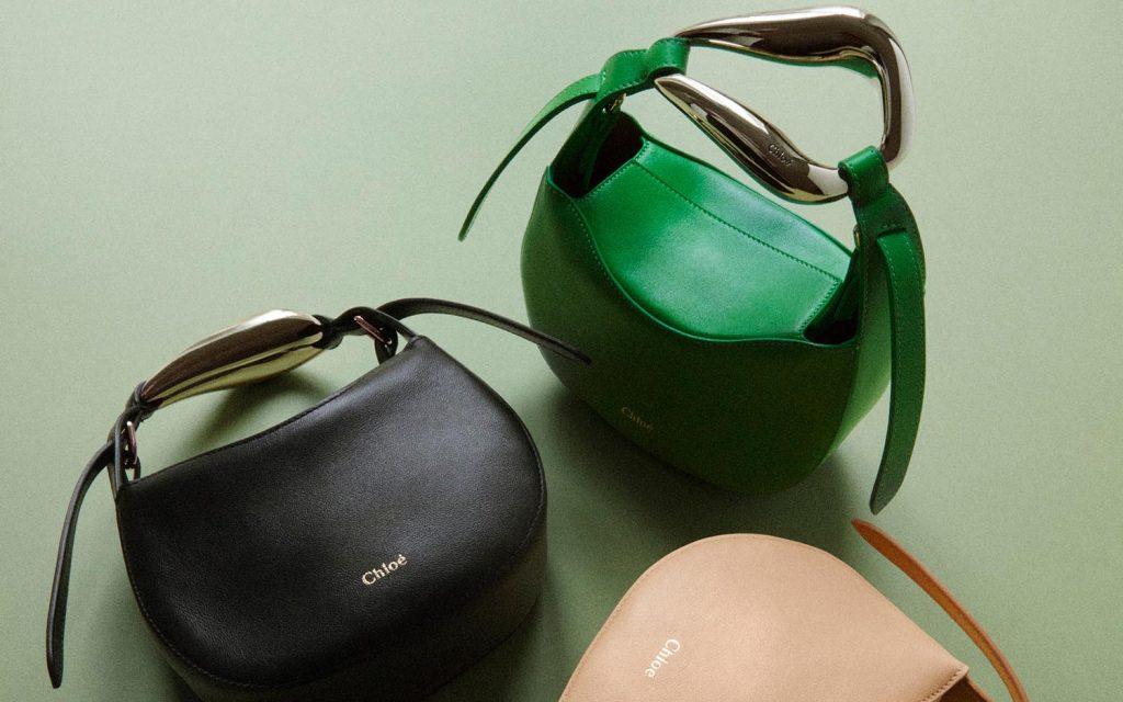 クロエの新作バッグ「キス」は春コーデのアクセントにおすすめ!