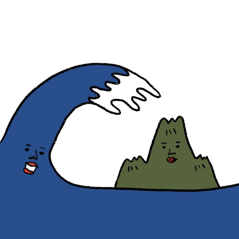 ミーハーなところがある海星人は