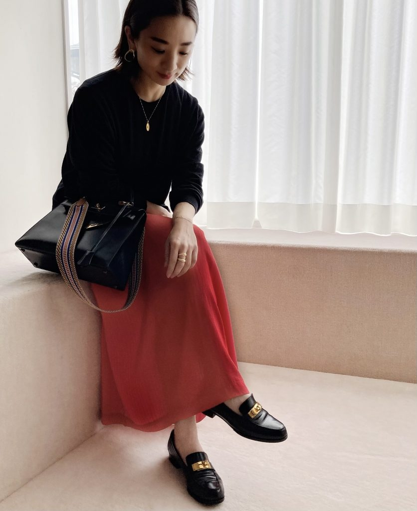 Loafers&Bag:HER