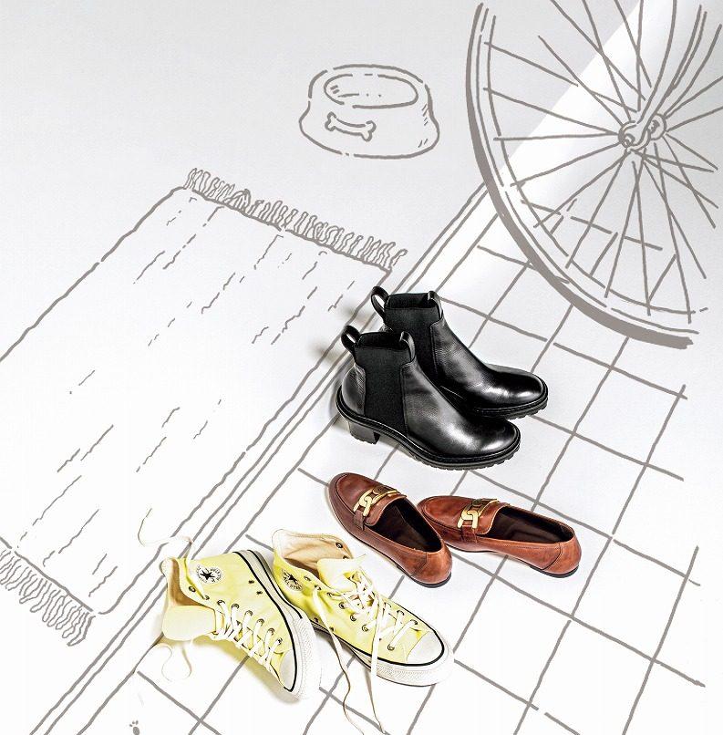 スタイリスト厳選!本当に使える靴はこの3足【カジュアル編】