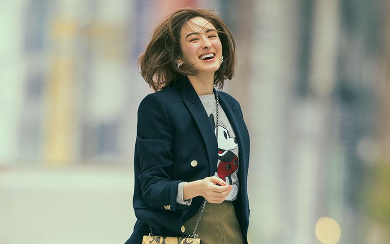 コロナ時代でも、アラサー女子が欲しくなる服10選「ダブルのジャケット」