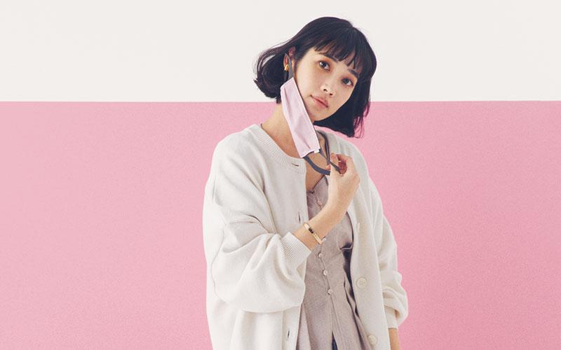 【マスクの色別】おすすめの仕事服コーデ3選【ピンクほか】