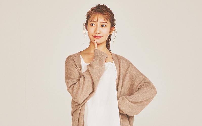 【桜井玲香】身長155㎝に似合う「Sサイズのおすすめアイテム」8選
