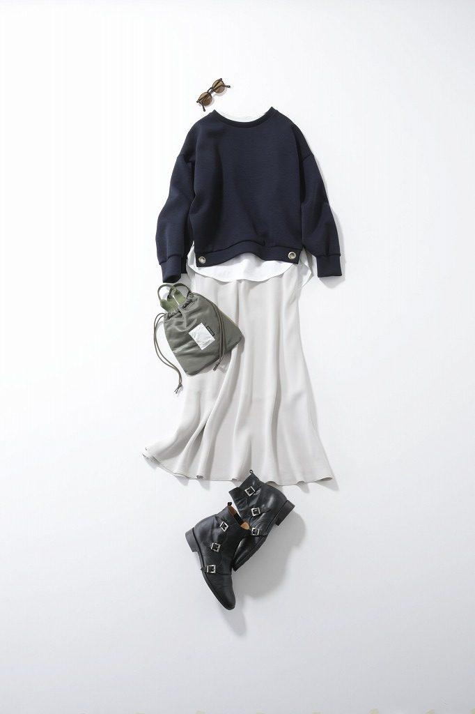 ◆ブーツ(上) ロングスカート