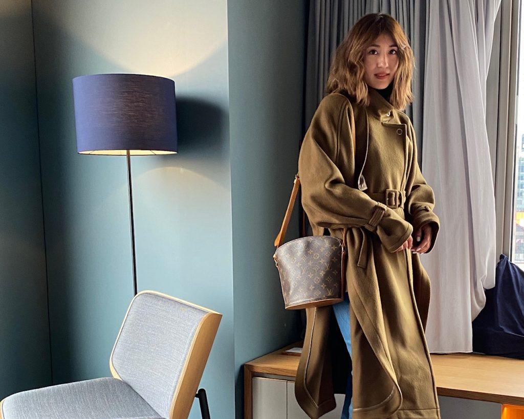 モデル有末麻祐子のココだけ私服!「この冬買ってよかったブーツとコート」