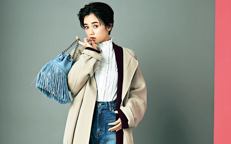 【今日の服装】女っぽい「デニムコーデ」って?【アラサー女子】