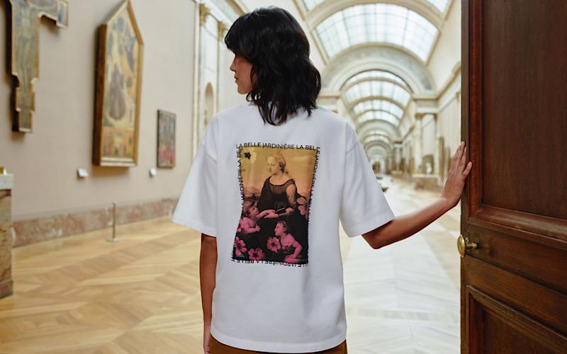 【ユニクロ】「ルーヴル美術館とのコラボT&スウェット」 が発売開始【全型紹介】