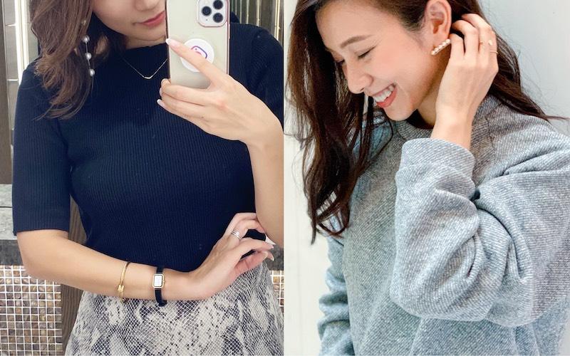 【シャネル・セリーヌ・TASAKI】アラサー女子が自分へ贈った時計&アクセサリー