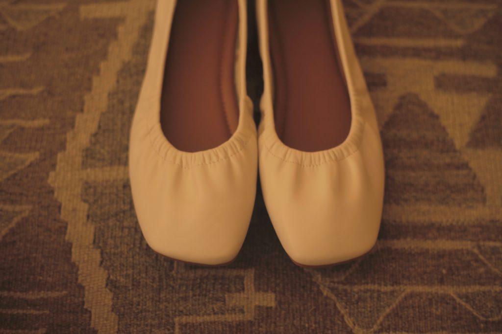 【GU】2/25まで1490円!? GUの白い靴を、154㎝編集が買った訳