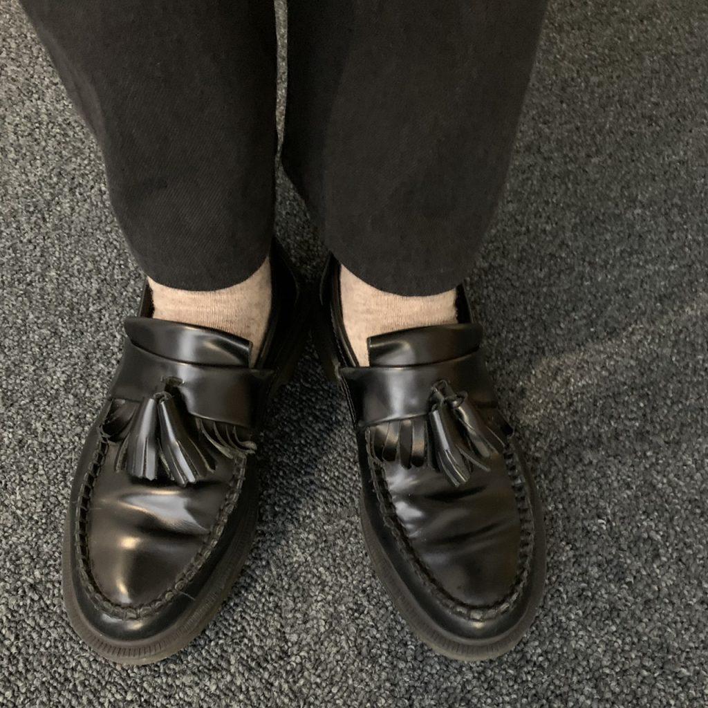 Loafers:CALZAIU