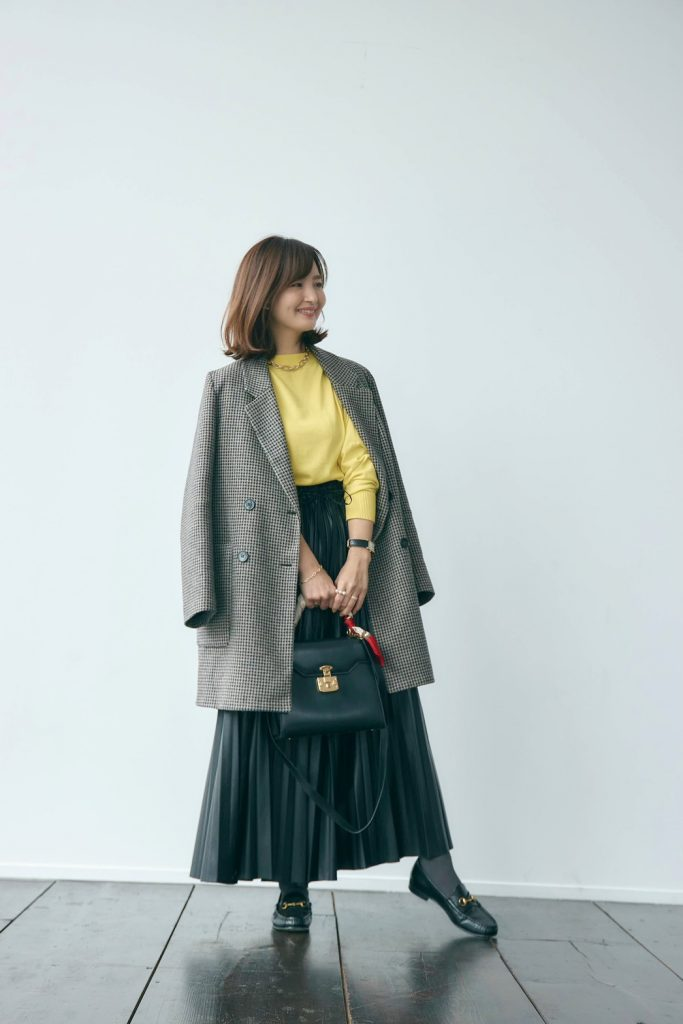 Loafers&Bag:GUC