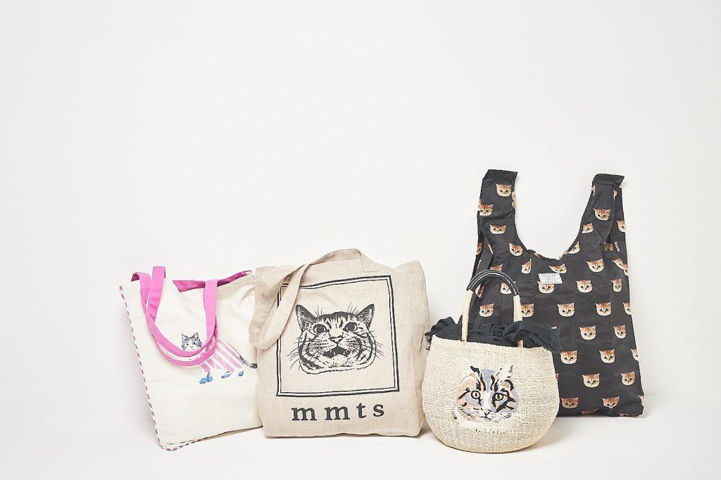猫好きさんにおすすめの「大人可愛い猫バッグ」4選