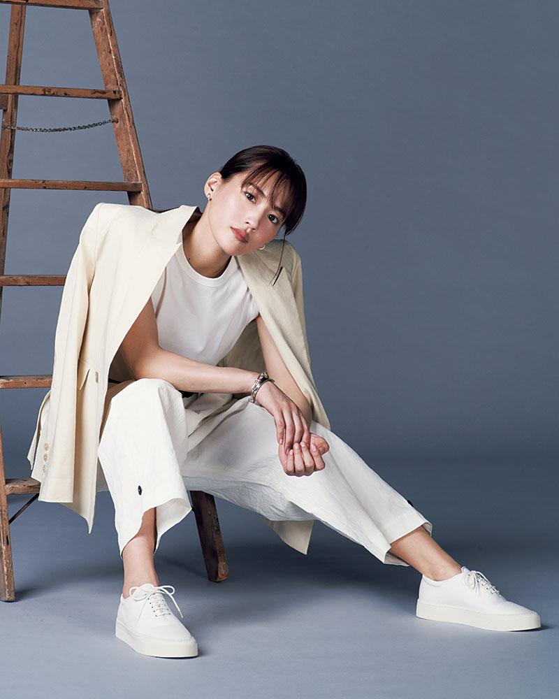 綾瀬はるかさん「理想はストイックすぎない体」【CLASSY.特別インタビュー】