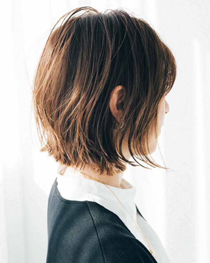 これからは流行りの髪型を選べる