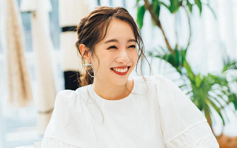 アラサー美女読者モデル、冨張 愛さんが人気の「5つの秘密」