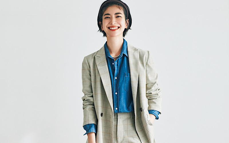 【今日の服装】女らしい「セットアップ」コーデって?【アラサー女子】