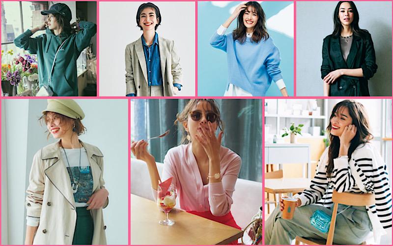 【今週の服装】春先にちょうどいい「大人カジュアルコーデ」7選【アラサー女子】