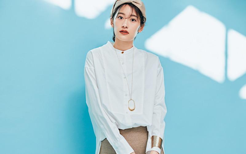 【今日の服装】今いちばんオシャレな「白シャツ」って?【アラサー女子】