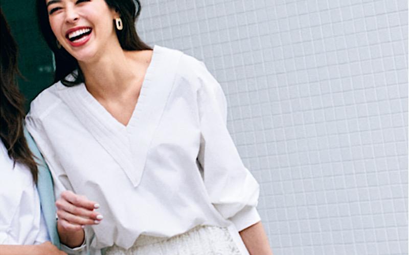 【今日の服装】こなれて見える「ホワイトコーデ」って?【アラサー女子】