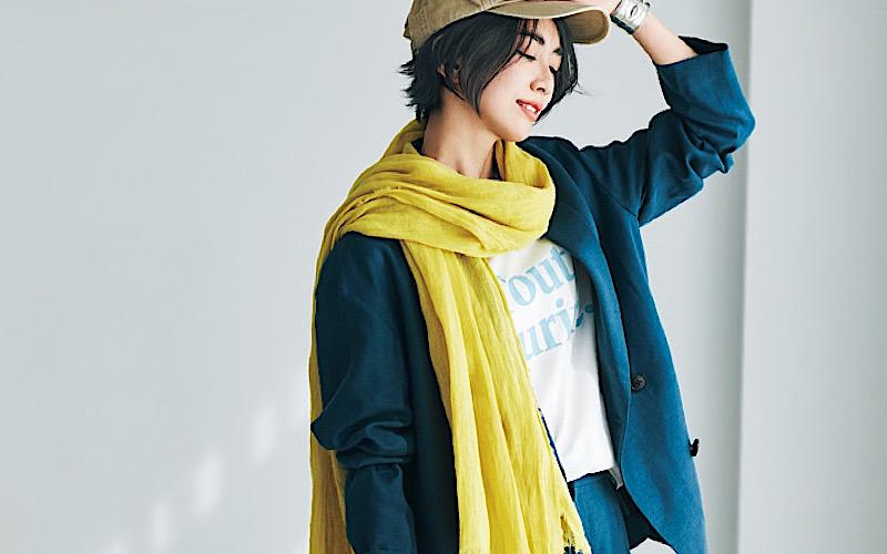 【今日の服装】「セットアップ」をカジュアルに着るなら?【アラサー女子】