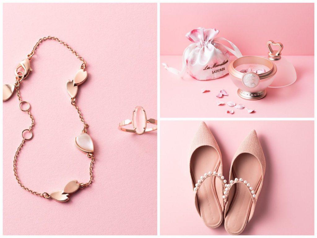 幸福度急上昇♡アラサーの心ときめく「さくらピンク」アイテムが可愛すぎる!