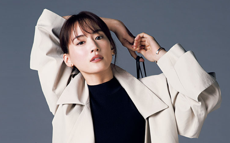 綾瀬はるかさんが考える「カッコいい女性像」特別インタビュー