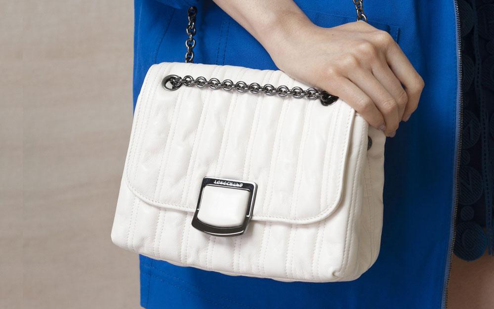 ロンシャン新作バッグ、ふわふわキルティングが大人可愛い