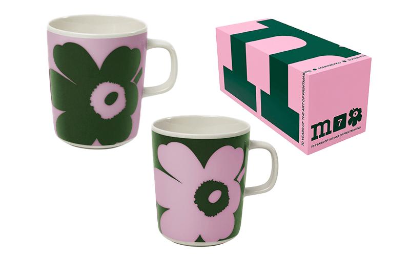 人気ブランド「マリメッコ」の限定マグカップが可愛すぎる♡ポップアップストアもオープン