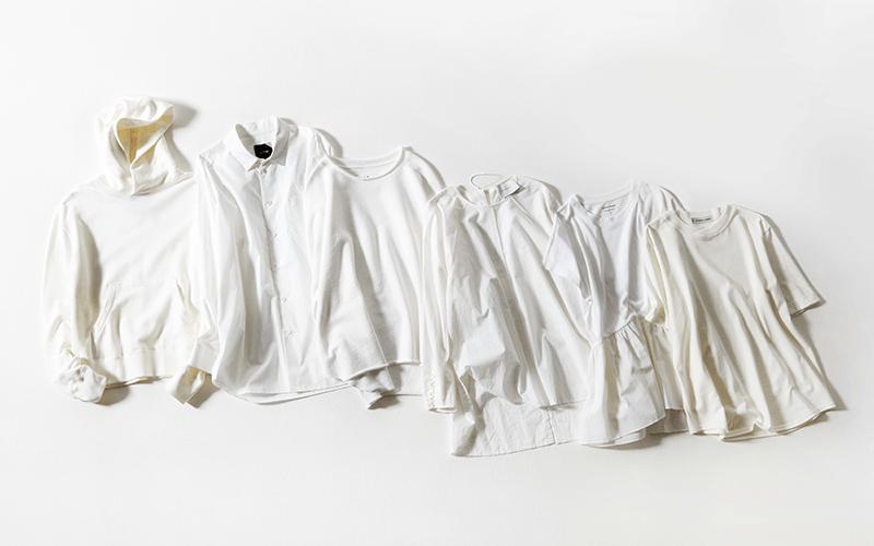 一枚で着ても地味に見えない「白トップス」春のおすすめ12選