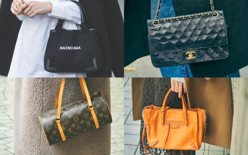 【ヴィトン、シャネル…】アラサーに人気のブランドバッグ「4大トレンド」9選