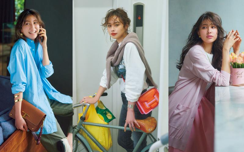 ライフスタイル別「アラサー女子の使える服」3選
