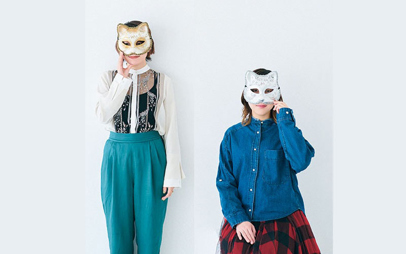 劇団雌猫さん「withマスク時代、疲れるならメークしなくていい」