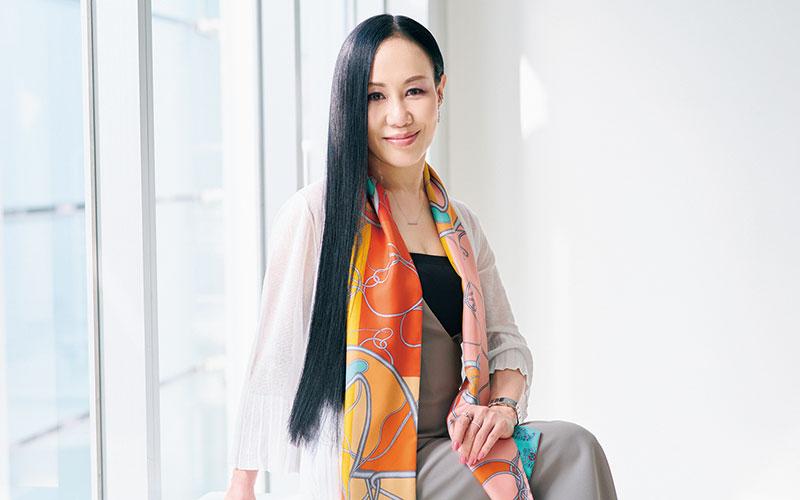 AMATA・美香さん「withマスク時代でも、メークをする理由」