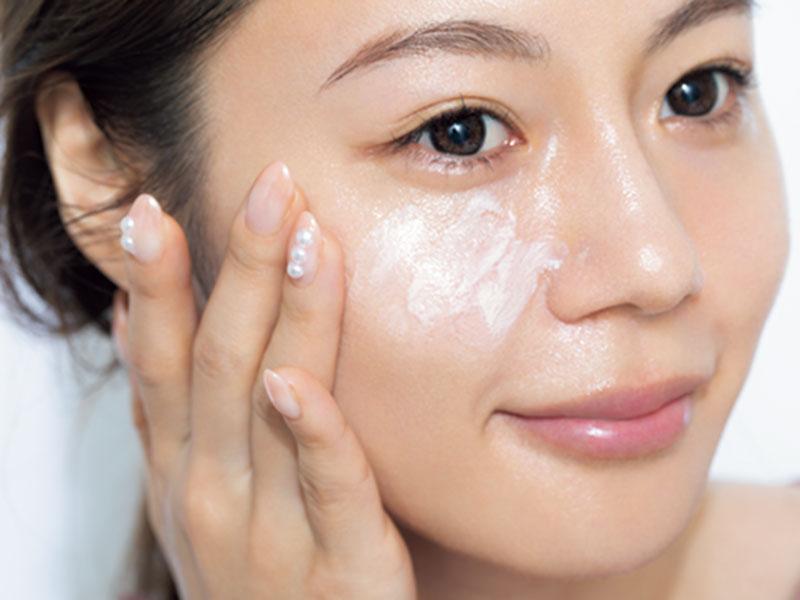 マスクで肌全体が過敏になったら
