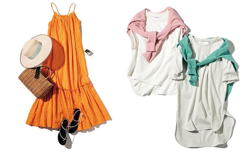 定番好きスタイリストも「つい買ってしまった春のトレンド服」3つ