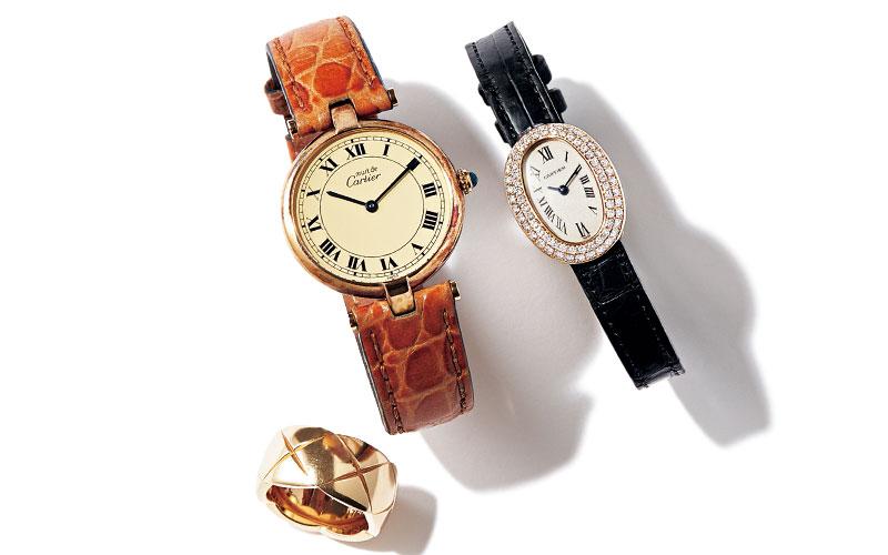ファッション業界人が「30代で買った時計&ジュエリー」3つ