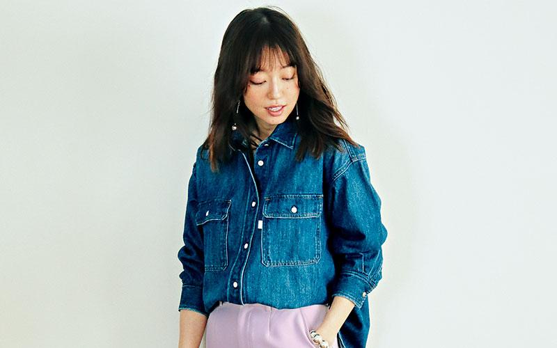1年中着回せる「デニムシャツジャケット」を知っていますか?