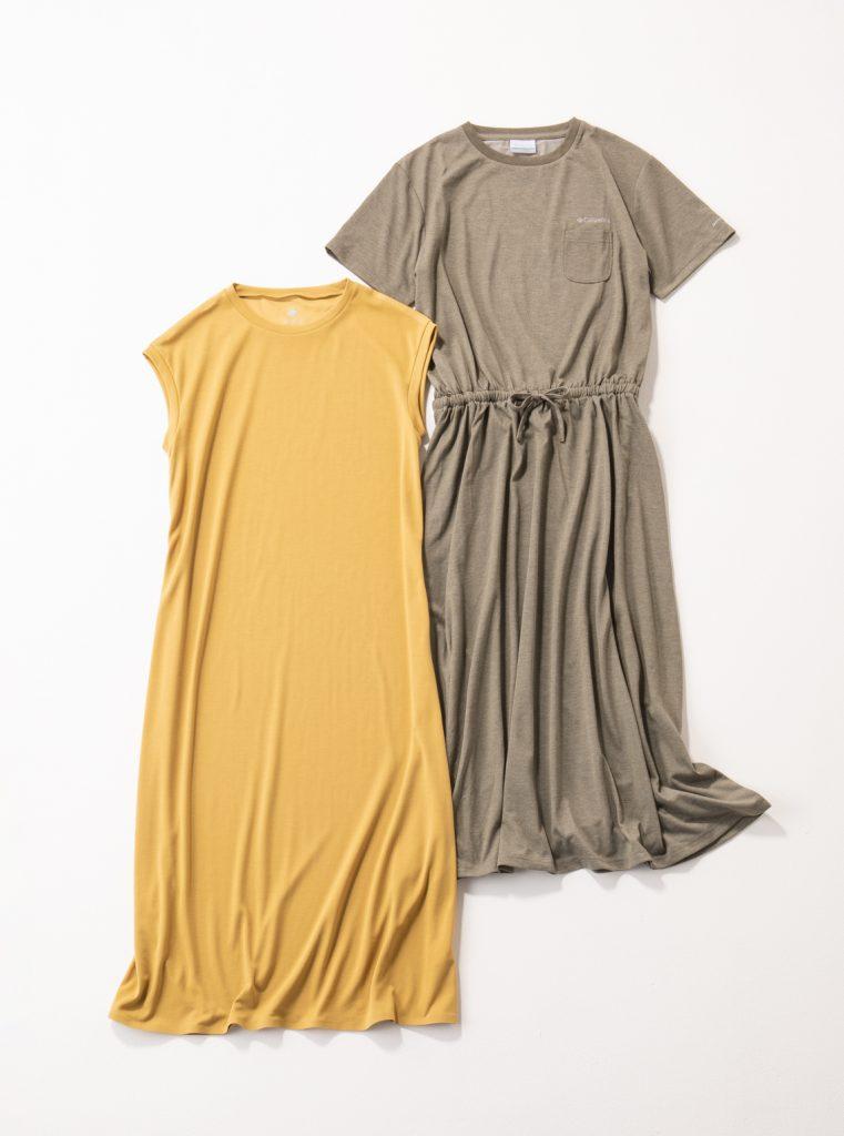UVカット&防虫機能シャツは羽